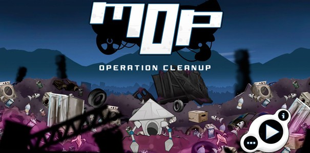 Platformówka MOP: Operation Cleanup trafi na PS4