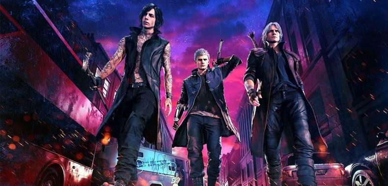 Devil May Cry 5 Xbox Game Pass