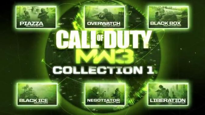 Modern Warfare 3 - nadchodzi Collection #1