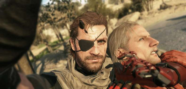 Mamy zwiastun Metal Gear Solid V: The Definitive Experience