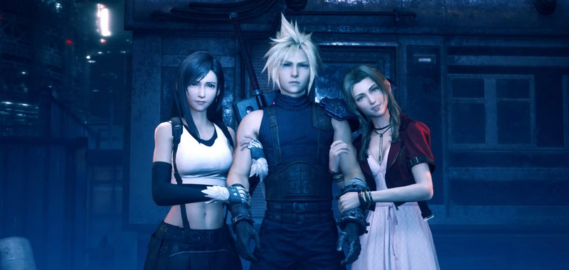 FFVII Remake Part 2
