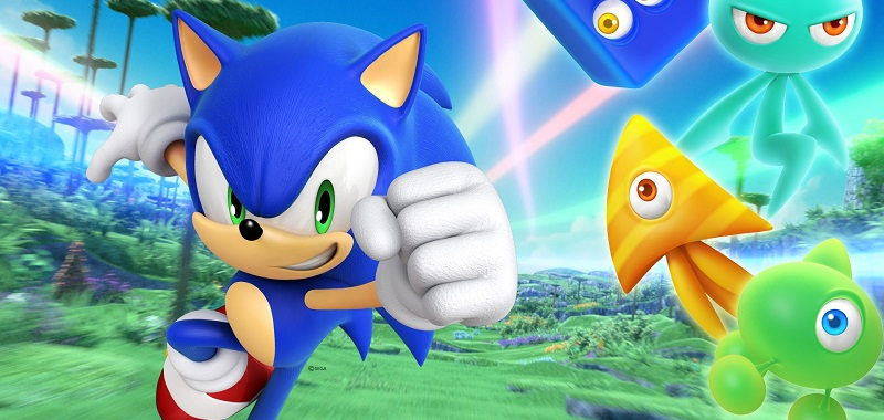 Sonic Colours Remastered