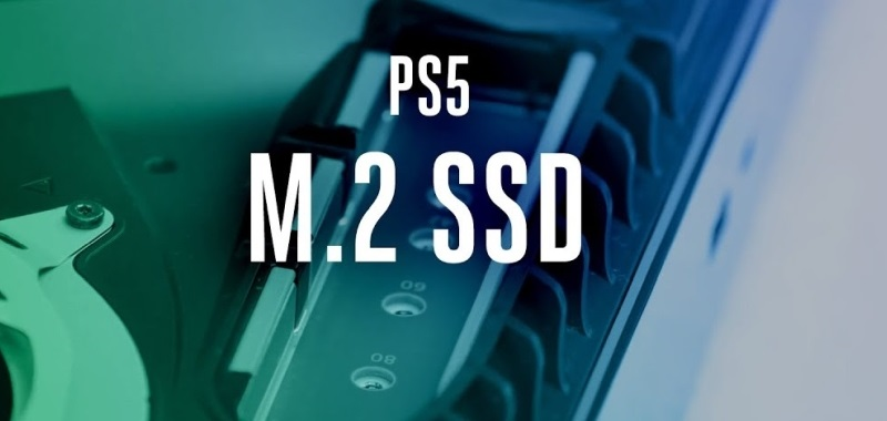 PS5 m2. ssd