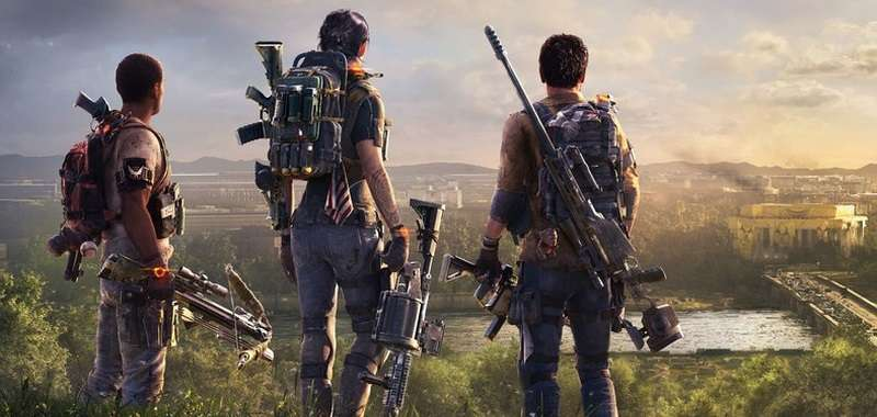 THe Division 2 bohaterowie