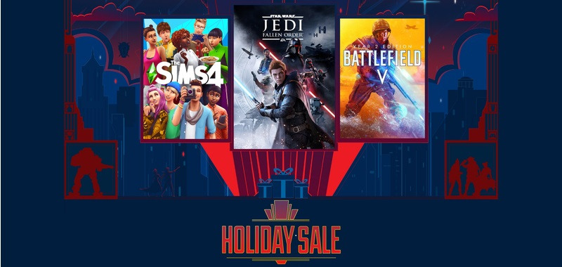 Origin Holiday Sale