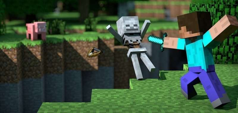 Minecraft na YouTube rekord