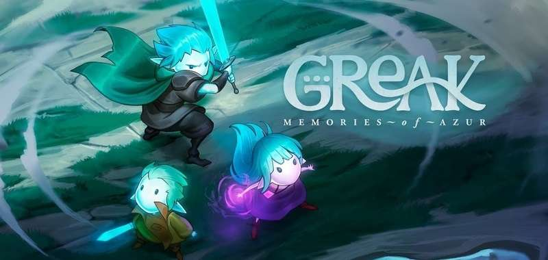 Greak: Memories of Azur na Nintendo Switch
