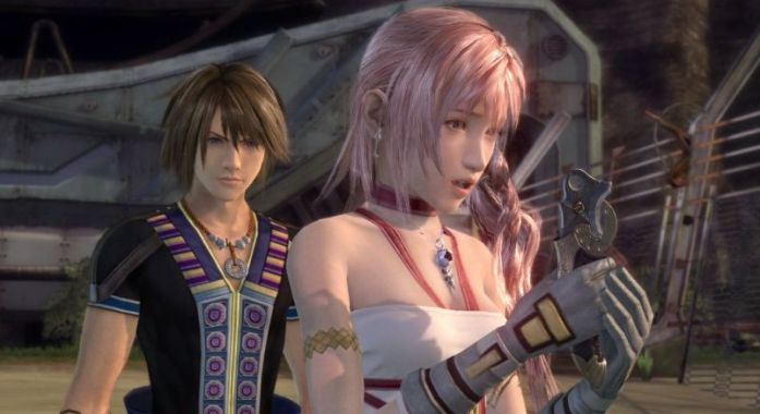 PPE EXCLUSIVE: Final Fantasy XIII-2, cz. 2