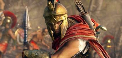 Assassin's Creed: Odyssey Deluxe Edition w promocji na PlayStation 4