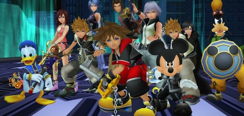 Kingdom Hearts Disney