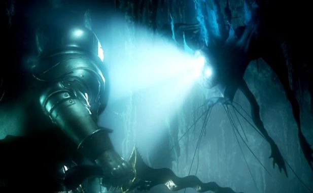 Deep Down - mamy nowy gameplay z exclusive'a na PS4