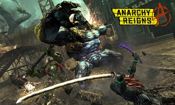 Anarchy Reigns gotowe na zadymę