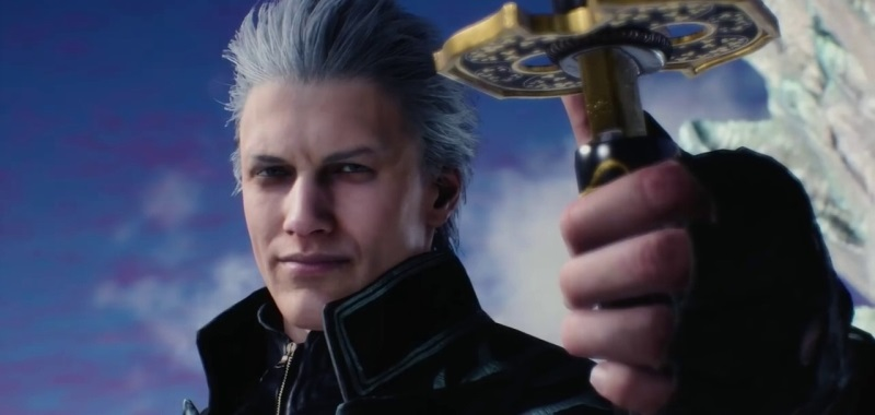 Vergil z Devil May Cry 5: Special Edition