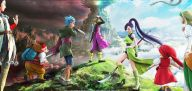 Dragon Quest XI S - Definitive Edition. Reklama i obecność w Xbox Game Pass