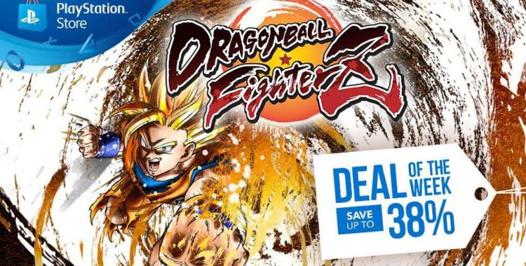Dragon Ball FighterZ ofertą tygodnia w PS Store