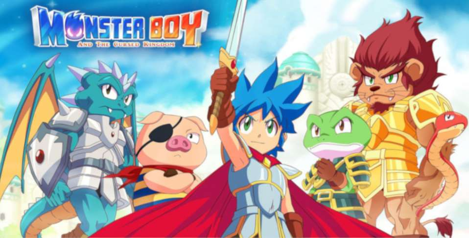 Monster Boy and the Cursed Kingdom na nowym zwiastunie