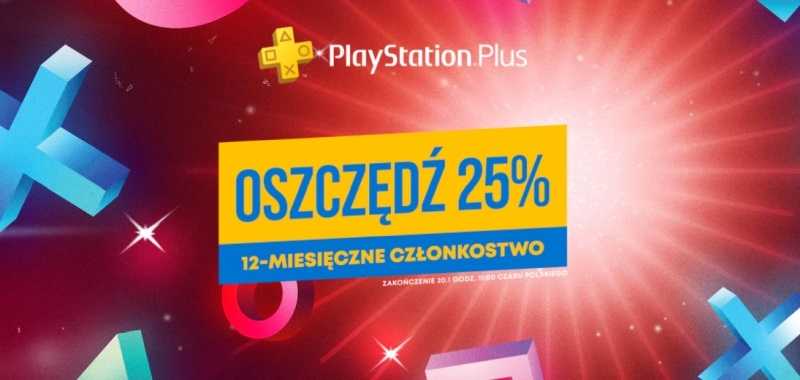 PS Plus - Sony - PlayStation 4/5