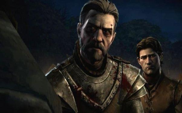 Drugi epizod Game of Thrones: A Telltale Game Series z dużym błędem na Xboksach One