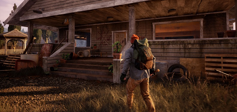 State of Decay 2 Epic Games Store Steam