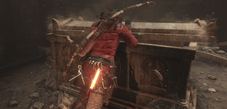 Bug w Rise of the Tomb Raider nie pomaga w oglądaniu cutscenek