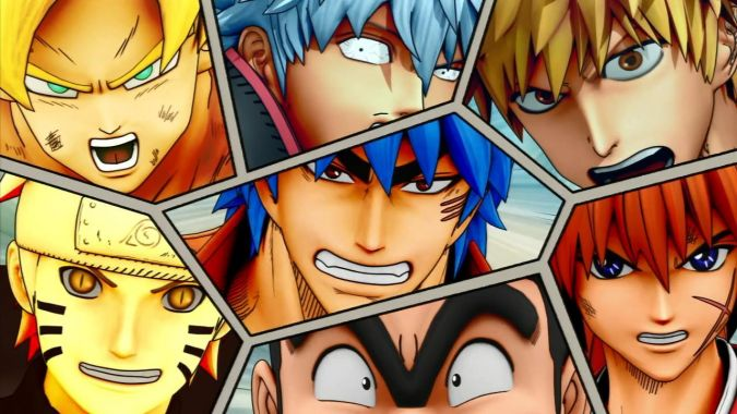 Dragon Ball, Naruto, Bleach, One Piece - crossover kultowych anime trafi na Zachód!