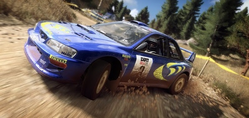DiRT Rally 2.0 DLC Colin McRae Flat Out