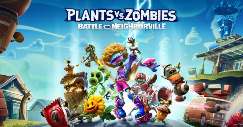 Zagrajmy w: Plants vs Zombies: Battle for Neighborville