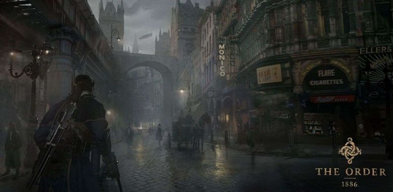 The Art of #1 The Order 1886