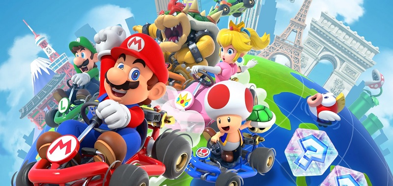 Mario Kart Tour Multiplayer