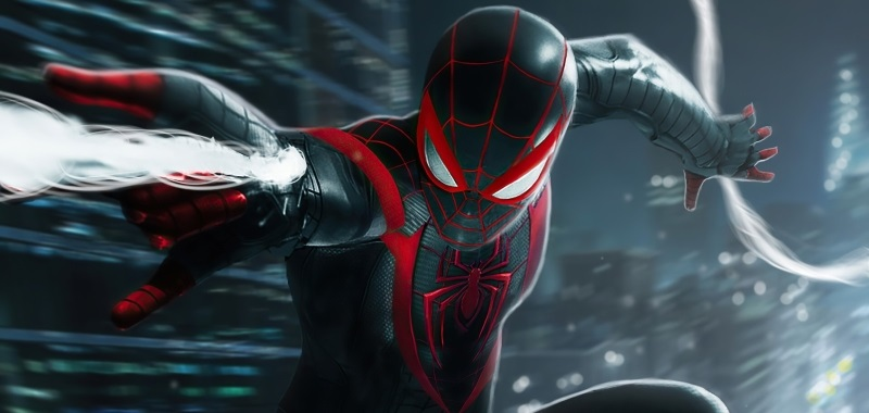 Spider-Man: Miles Morales = 60 fps i ray tracing
