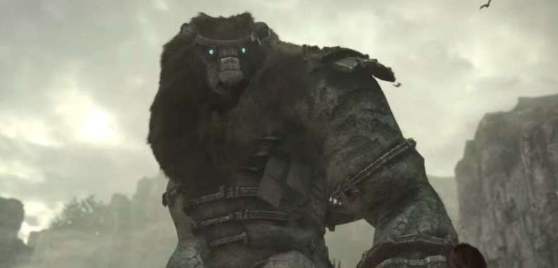 Shadow of the Colossus Remake na TGS 2017