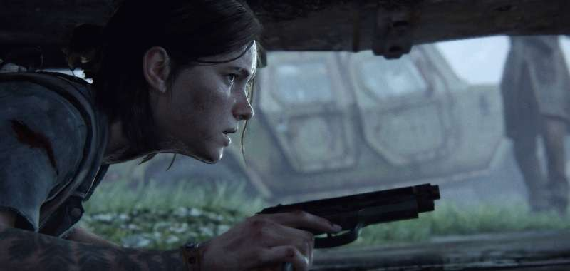 Elly The Last of Us 2