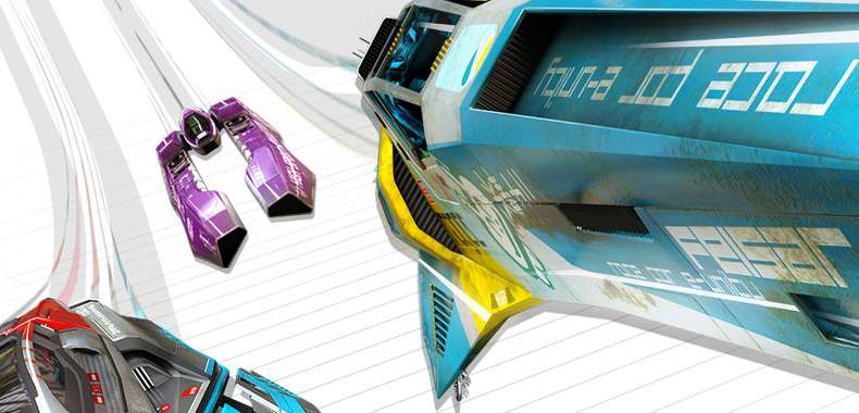Wipeout Omega Collection w VR!