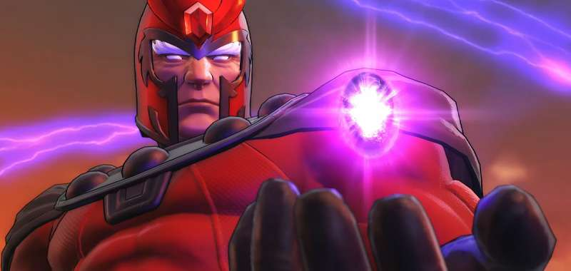 Marvel Ultimate Alliance 3: The Black Order Magneto