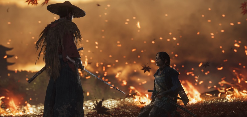 Ghost of Tsushima zwiastun