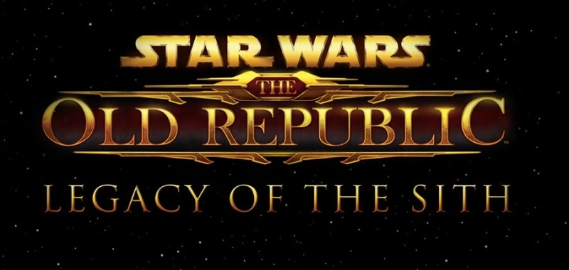 Star Wars: The Old Republic Legacy of the Sith