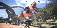 Monster Hunter World - aktualizacja z Behemotem na trailerze