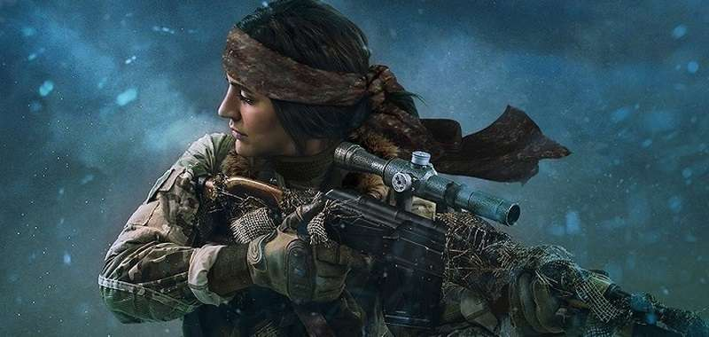 Sniper: Ghost Warrior Contracts bohaterka