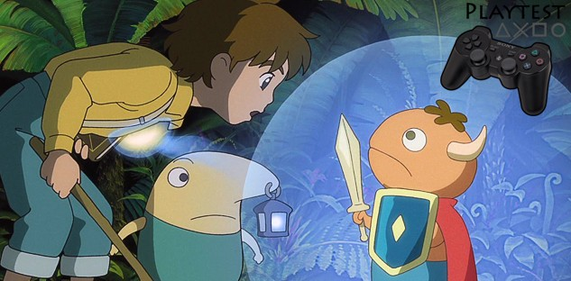 Playtest: Graliśmy w Ni No Kuni: Wrath of the White Witch!
