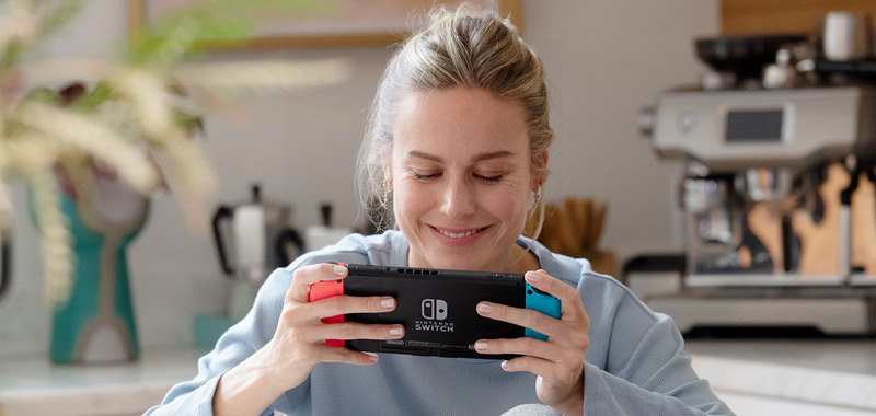 Nintendo Switch Larson