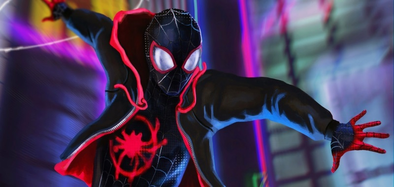 Spider-Man: Into The Spider-Verse PS5