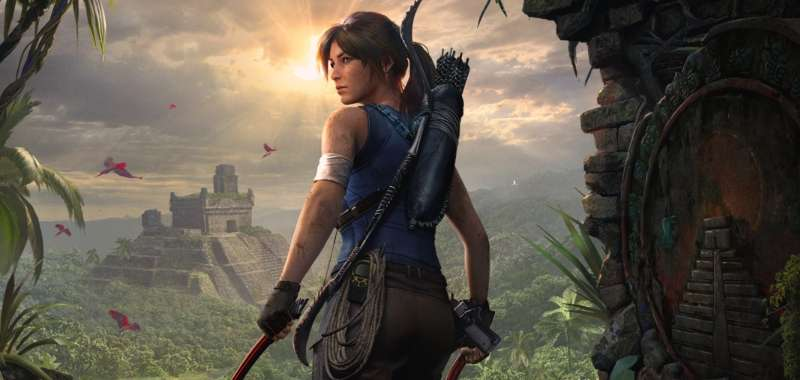 Shadow of the Tomb Raider Lara Croft