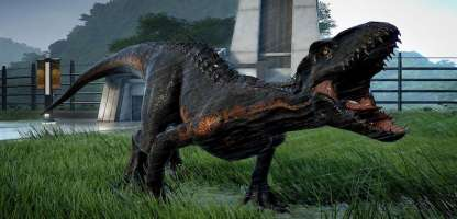 Claire's Sanctuary to nowy dodatek do Jurassic World Evolution. Dinozaury potrzebują pomocy