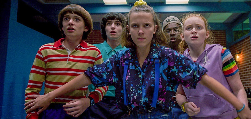 Stranger Things 4, Lucyfer i The Falcon and the Winter Soldier opóźnione. Seriale wstrzymują produkcję