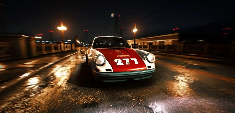 Need for Speed ma drobne problemy z frameratem na Xbox One