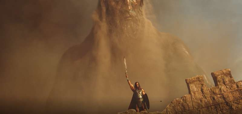 Conan Unconquered wideo