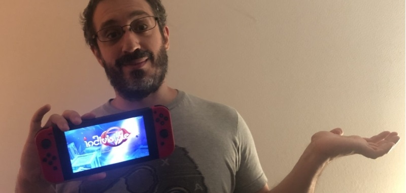 Indivisible Mike Zaimont premiera Switch