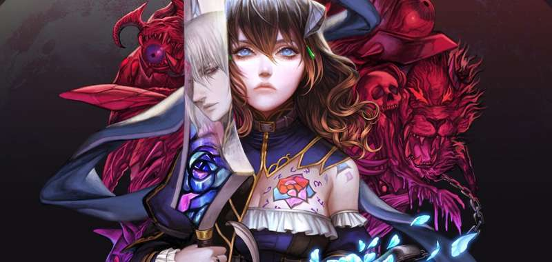 Bloodstained: Ritual of the Night art