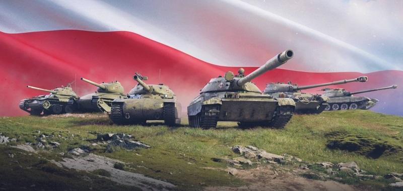 World of Tanks polskie czołgi