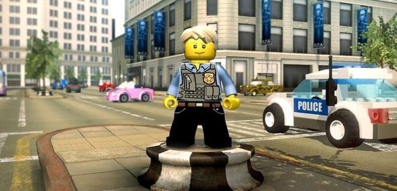 LEGO City: Undercover patch na PC